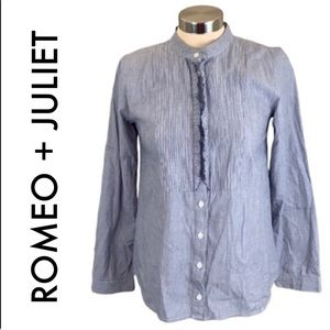 👑 ROMEO + JULIET COUTURE TOP 💯AUTHENTIC